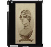 Cleo de Merode iPad Case/Skin