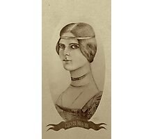 Cleo de Merode Photographic Print