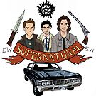 Supernatural by ArtisticCole