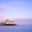 Eastbourne Pier by fernblacker