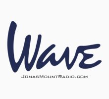 Wave Official Logo - Blue by wavemerch