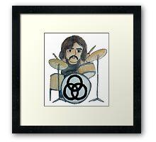John Bonham Framed Print