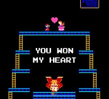 You Won My Heart (Donkey Kong) by enthousiasme
