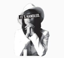 Olivia Pope It's Handled Scandal by michellelo