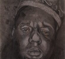 Notorious by davidspenceart