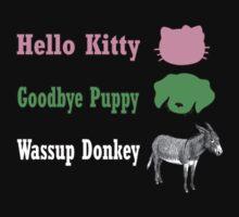 Wassup Donkey by Gadzooxtian