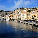 Symi reflects by su2anne