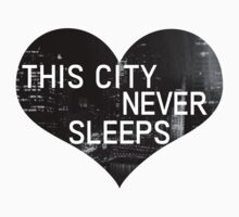 This City Heart by primadonnagirl