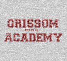 Grissom Academy by Draygin82