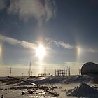 Sundog Circle by Deb Fedeler