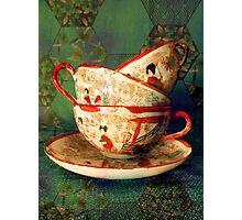 Tea Time 3 Photographic Print