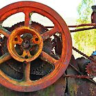 More rusty cogs by Mark Malinowski