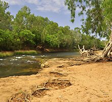 The Katherine River Reserve by Terry Everson