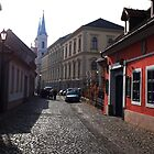 Esztergom, under Castle Hill by zumi