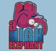the high elephant by digitalstoff