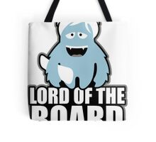 the lord of the boards Tote Bag