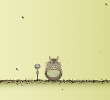 My Neighbor Totoro #1 by juns