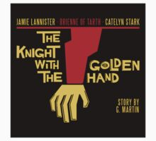 The Knight with the Golden Hand (Sticker) by thom2maro