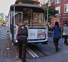 Tram Spinning by Epicurian