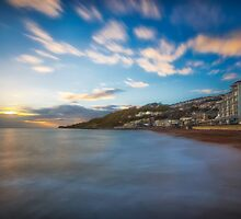 Ventnor Sun Sea and Surf by manateevoyager