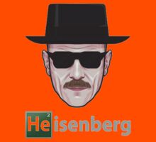 Breaking Bad:  Heisenberg by BadrHoussni