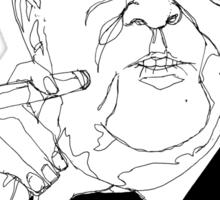 SLANGarchitects #1 Mies van der Rohe Sticker