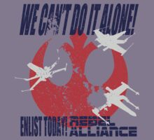 JOIN THE ALLIANCE!  by RocketmanTees