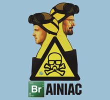 Breaking Bad Brainiac Edition by Art-Maniacs