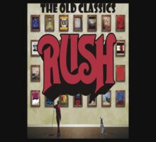 "Rush ""The Old Classics"" by BerserkerRage95"