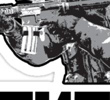 DayZ - Elektro Welcome Party Sticker