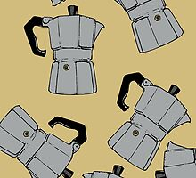 coffeepot pattern by Logan81