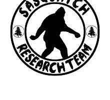 Research Team Silhouette  by thebigfootstore