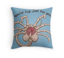 A Special Hug Throw Pillow