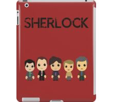 Five's a Crowd iPad Case/Skin
