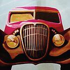The Getaway Car by Charlie-R