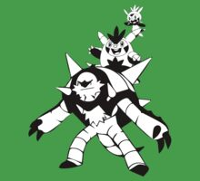 Chespin Evolution Line by DigitalPokemon