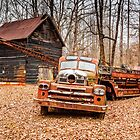 Where Do Old Fire Trucks Go To Die? by Robert Kelch, M.D.