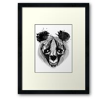 Underneath A Panda Framed Print