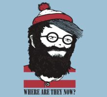 Where's Waldo T-Shirt by GeekLab