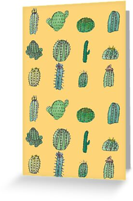 Comical Cacti by irenelam