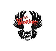 THE WARRIORS gang symbol Photographic Print