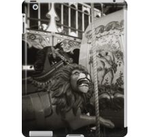 { merry go round } iPad Case/Skin
