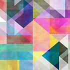 Color Blocking 2 by Mareike Böhmer
