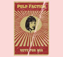 Pulp Faction - Mia by Frakk Geronimo