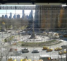 Lincoln Center by mormonmoo
