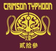 Crimson typhoon by Buby87