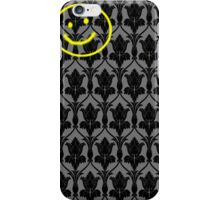 Sherlocks own wallpaper iPhone Case/Skin