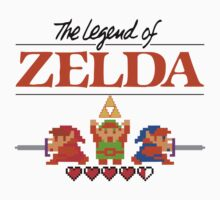 The Legend of Zelda Ocarina of Time 8 bit by Johnny Rodriguez