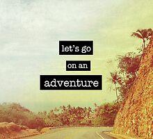 Adventure by Mary Nesrala