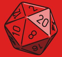 D20 with Transparency by James Hall